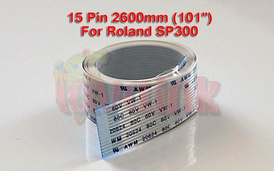 Roland Printer Parts Damper Head Cable Scan Motor Encoder Strip
