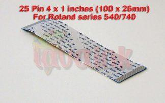 Roland FJ-540 Cable 25 pin | Roland FJ-540 Cable 23475197