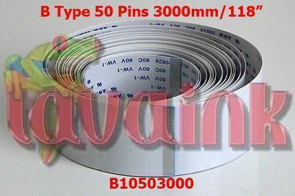 Mimaki JV33 Cable 50 pin B05503000