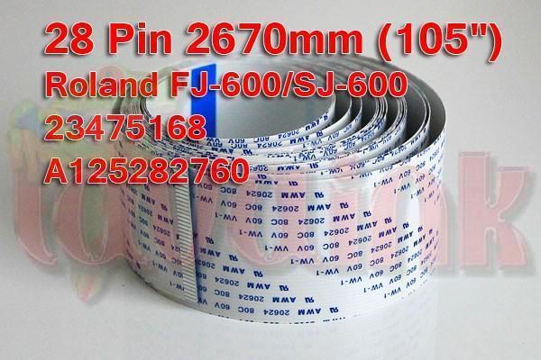 Roland FJ-600 Cable 28 pin