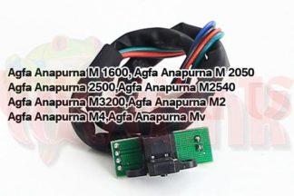 Agfa Anapurna Encoder Board   Agfa Anapurna Encoder Sensor