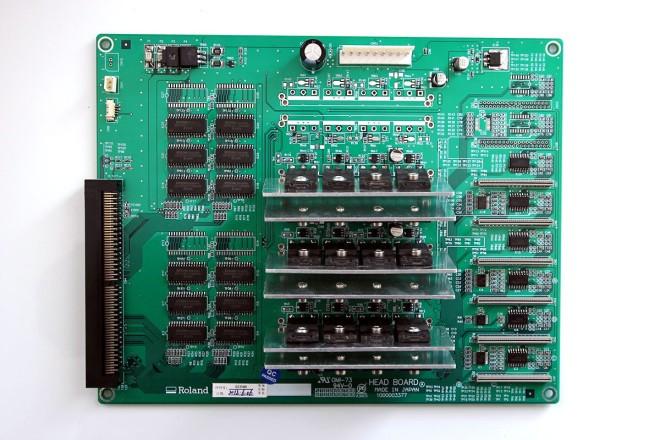 Roland XC Headboard