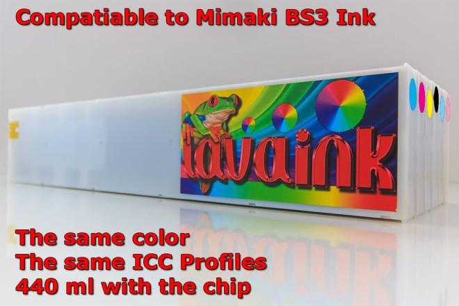 Mimaki BS3 Ink