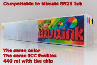 Mimaki SS21 Ink