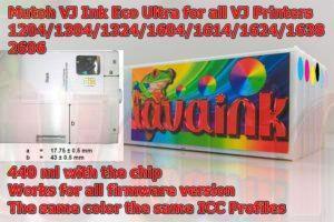 Mutoh Ink Cartridge for VJ 1204/1304/1604