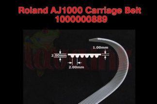 Roland Carriage Belt AJ1000