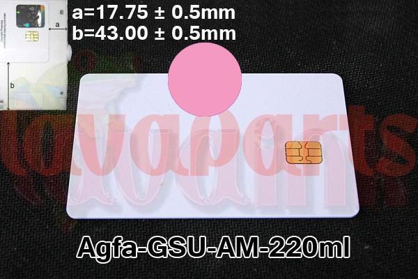 LM Agfa GSU AM Chip 220 ml