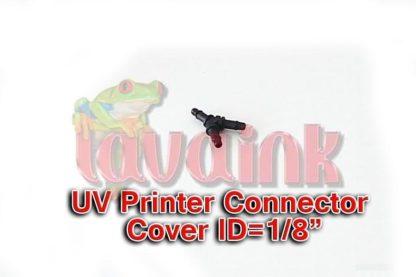 Connector UV Ink Tube Fitting Y Shape | Roland LEJ-640 Adapter