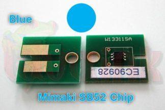 Mimaki SB52 Chip Blue
