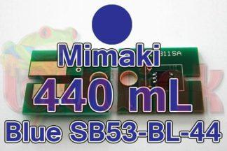 Mimaki Chip Blue SB53-BL-44