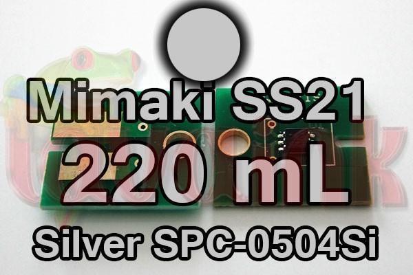 Mimaki Chip SS21 Silver SPC-0504Si
