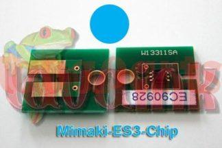 Mimaki ES3 Chip Cyan