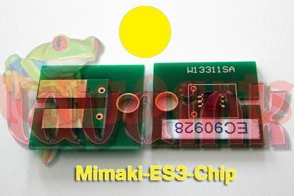Mimaki ES3 Chip Yellow
