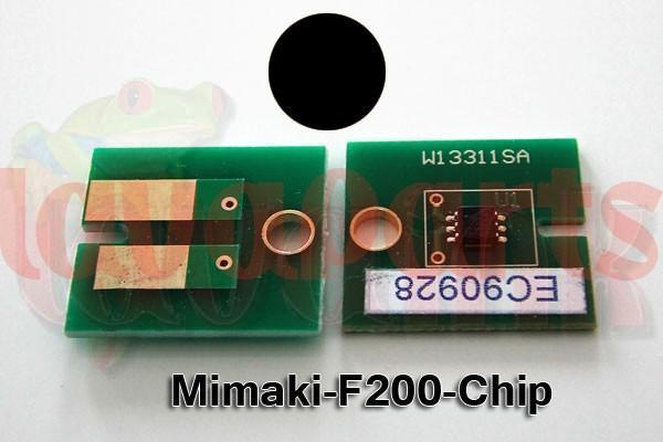 Mimaki F200 Chip Black