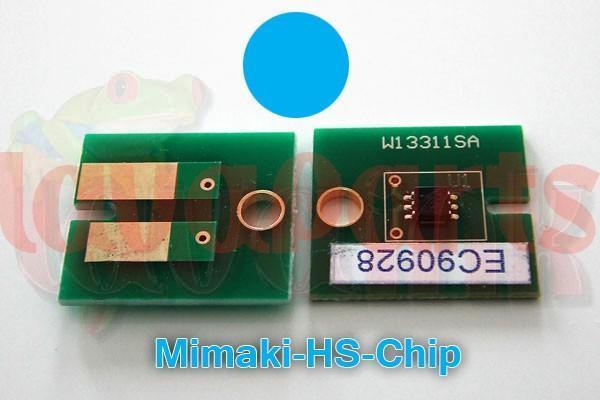 Mimaki HS Chip 2000 ml Mimaki Cyan