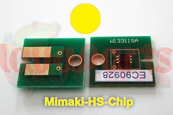 Mimaki HS Chip Yellow