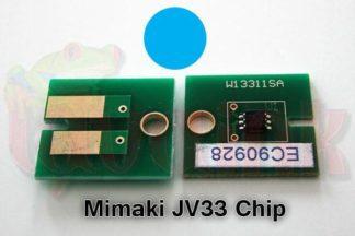 Mimaki JV33 Chip Cyan