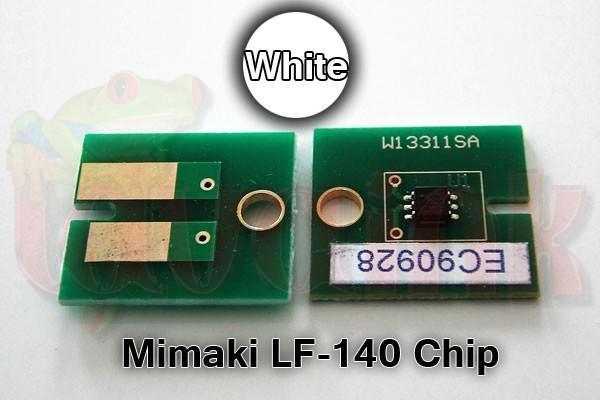 Mimaki LF140 Chip White