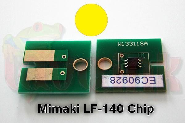 Mimaki LF140 Chip Yellow