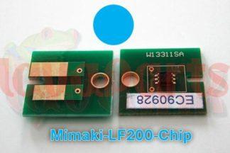 Mimaki LF200 Chip Cyan