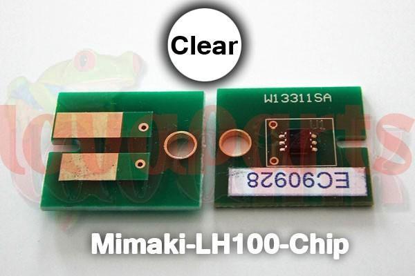 Mimaki LH100 Chip Clear