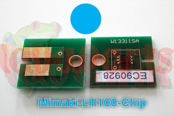 Mimaki LH100 Chip Cyan