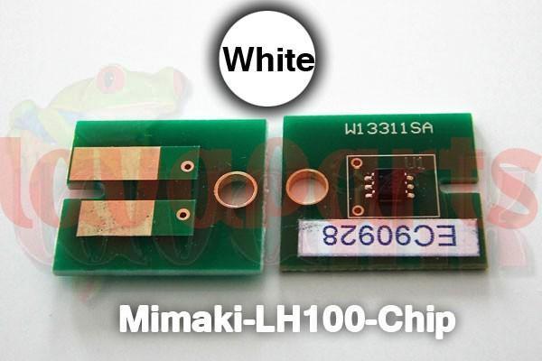 Mimaki LH100 Chip White