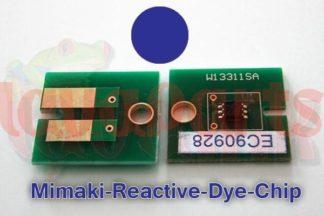 Mimaki Reactive Dye Chip Blue