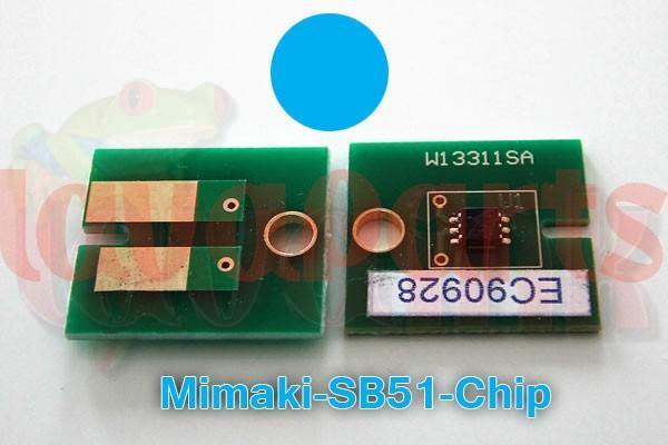 Mimaki SB51 Chip Cyan