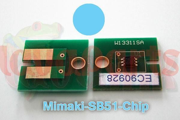 Mimaki SB51 Chip LC