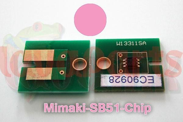 Mimaki SB51 Chip LM