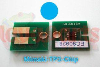 Mimaki TP3 Chip Cyan