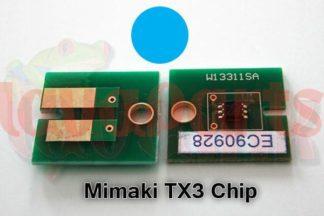 Mimaki TX3 Chip Cyan