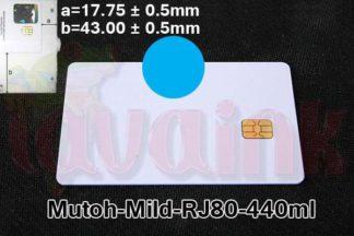 Cyan Mutoh RJ80 Chip