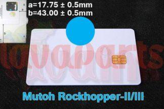 Cyan Mutoh Rockhopper-II Chip
