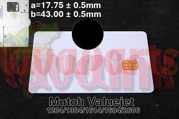 Mutoh Valuejet 1604 Black Chip
