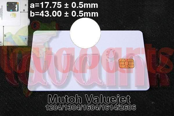 Cleaning Mutoh Valuejet-1204 Chip