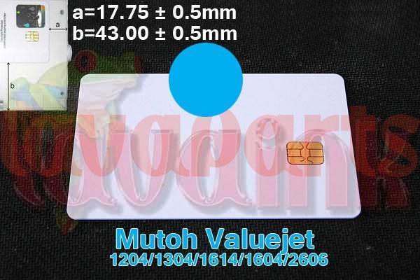 Cyan Mutoh Valuejet 1604 Chip