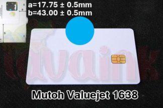 Cyan Mutoh Valuejet-1638 Chip
