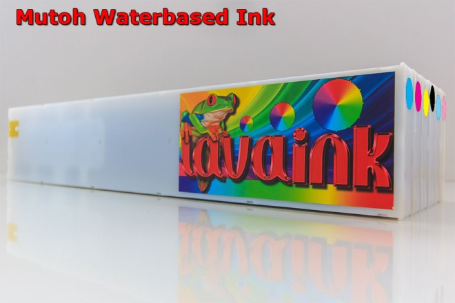 Mutoh Waterbased Ink