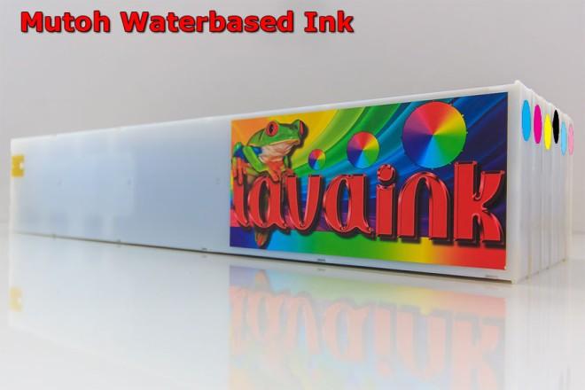 Mutoh Waterbased Ink