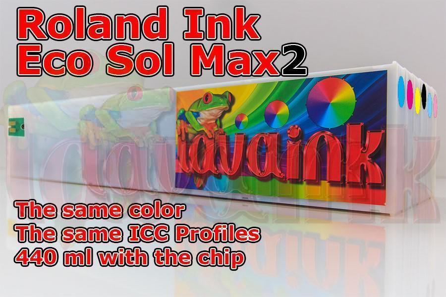 Roland Eco Sol Max2 Ink