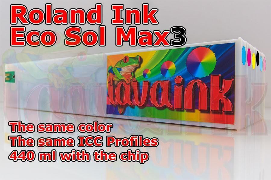 Roland Eco Sol Max3 Ink