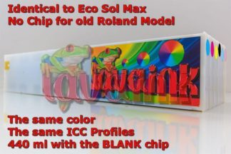 Roland Inks Eco Sol Max Without Chip