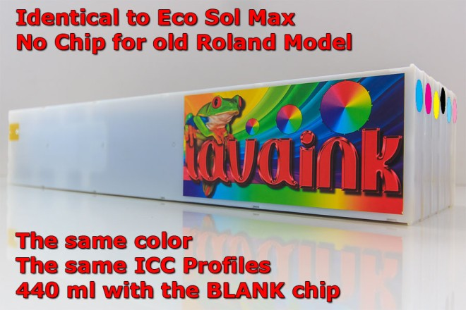 Roland Ink Cartridge
