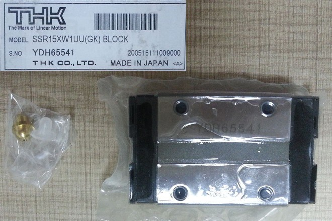 Roland Printer Bearing Rail Block