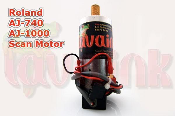 Roland AJ-740 1000 Scan Motor