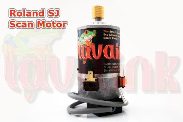 Roland SJ Scan Motor