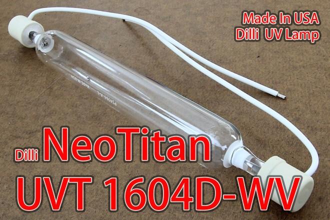 Dilli NeoTitan 1604D UV Lamp140D