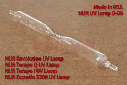 NUR UV Lamp | NUR EXPEDIO 3200 UV LAMP 558434 | NUR EXPEDIO 5000 UV LAMP 558394 | NUR EXPEDIO 5300 UV LAMP 558394